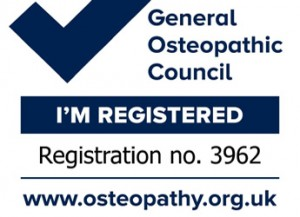Logo: General Osteopathic Council